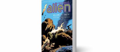 Dark Horse: Alienígena residente ordenado por Syfy