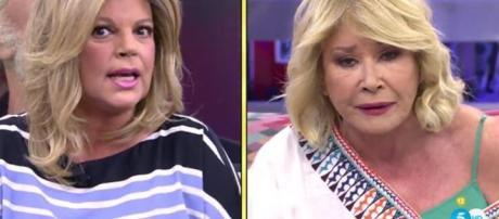 La discusión más tensa de Terelu y Mila Ximénez - lecturas.com