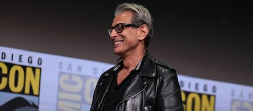 All smiles for Jeff Goldblum after Decca deal (Source flickr, Gage Skidmore)