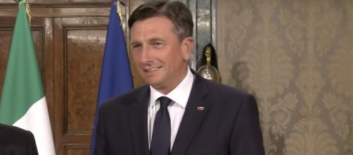 Borut Pahor, presidente della Repubblica di Slovenia