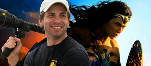 Zack Snyder sigue siendo el productor de Wonder Woman 2