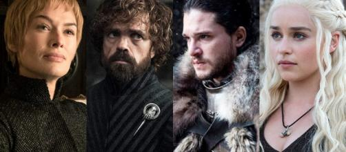 Game of Thrones temporada 8 personajes
