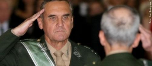 General Eduardo Villas Bôas, comandante do Exército