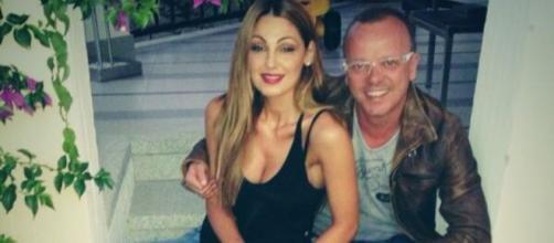 Gigi D'Alessio e Anna Tatangelo avrebbero fatto pace.