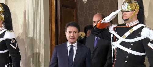 Giuseppe Conte, presidente del Consiglio