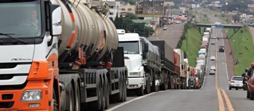 A greve dos caminhoneiros mobilizou diversos setores no país