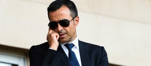 Jorge Mendes es acusado de chantaje por el Sporting de Lisboa