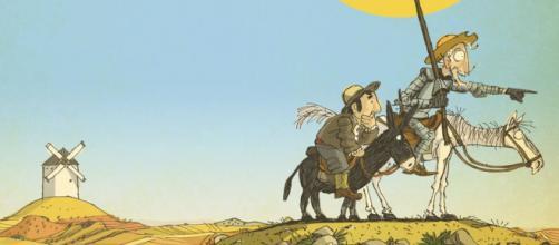 La lucha del Quijote contra los molinos, ¿basada en realidad? - lavozdegalicia.es