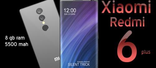 Las especificaciones de Xiaomi Redmi 6 Plus, revelaron el diseño, podrían lanzarse pronto