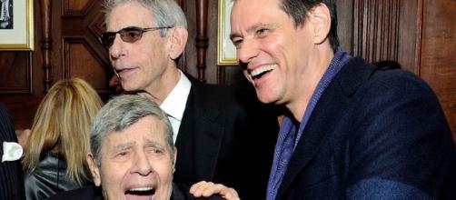 Lo que Jim Carrey aprendió de (los errores de) Jerry Lewis