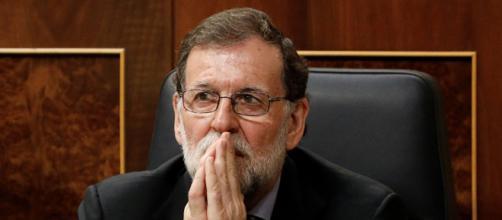 Negros nubarrones contra Mariano Rajoy