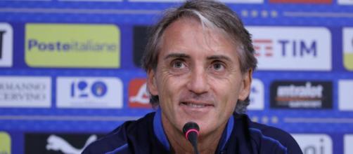 Roberto Mancini, allenatore della Nazionale italiana.