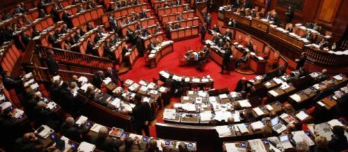 Salvini potrebbe portare Quota 100 in Parlamento