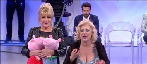 Tina Cipollari ha ballato con Gemma in occasione dell'ultima puntata di Uomini e Donne