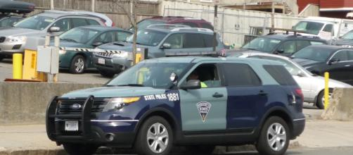 Vehicle of the Massachusetts State Police (Image via Jason Lawrence - Flickr)