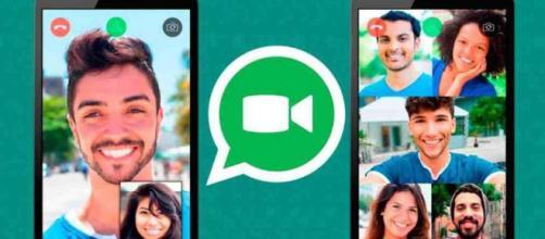 WhatsApp: llegaron las videollamadas grupales, ¿sabes cómo ... - crnnoticias.com