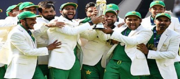 2nd Test, Pakistan tour of Ireland, England and Scotland at Leeds, Jun 1-5 2018 [Image via TherealPCB/Twitter]