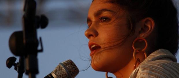 Amaia Romero triunfa como solista en el Primavera Sound