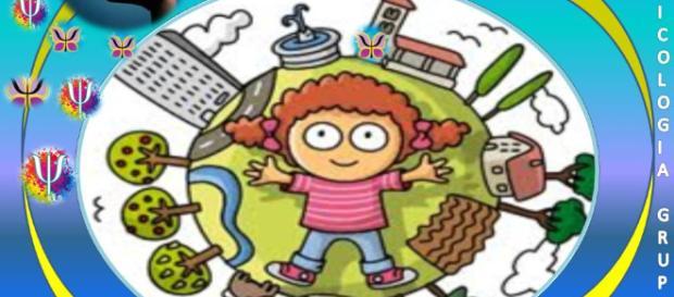 Aspectos psicológicos se observan en dibujos y otras expresiones humanas. - blogspot.com