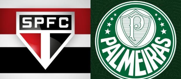 Brasileirão: São Paulo x Palmeiras ao vivo. (foto reprodução).