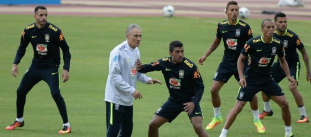 CBF divulga numeração completa dos jogadores da seleção brasileira