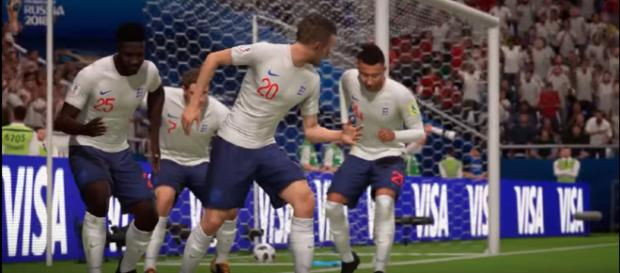 FIFA 18 World Cup Gameplay [image credit - GameRiot/YouTube]