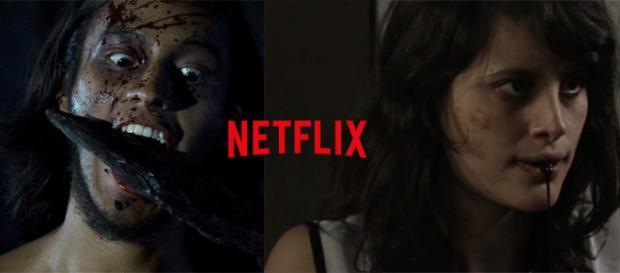 Filmes de terror disponíveis na Netflix
