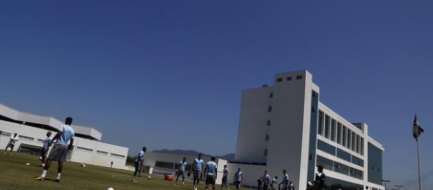 Flu enfrenta o Paraná pelo Brasileirão na segunda que vem (Foto: Portal Futebol na Rede)