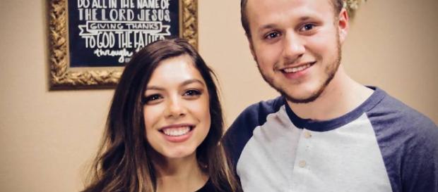 Josiah Duggar and Lauren Swanson from social network