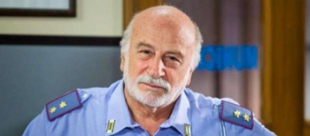 Lucio Allocca, Otello testa, colpito da infarto