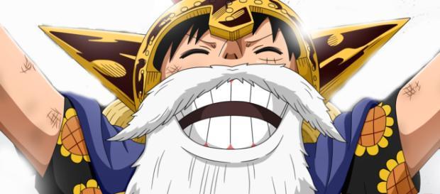 Oda, en respuesta a un fan, nos mostró cómo Luffy estará a la edad de 40 y 60 años