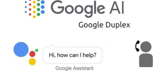 pero hoy día a través de Google Duplex cuesta diferenciar
