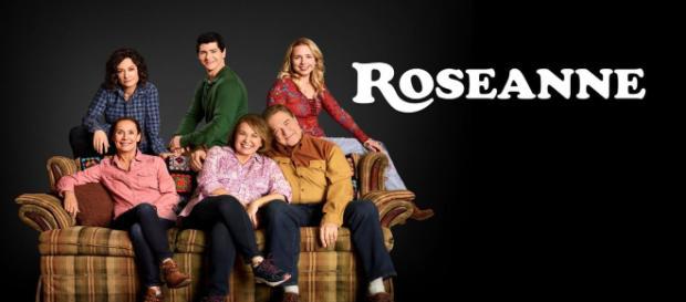 Póster de la serie de ABC Roseanne