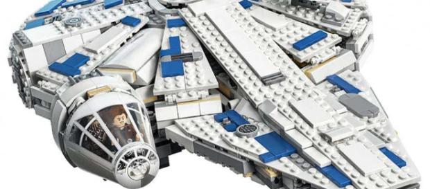 Una historia de Star Wars: Nuevos diseños de naves