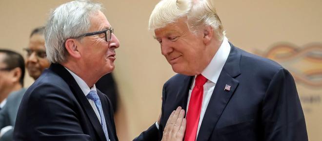 US-Strafzölle: Nun droht ein weltweiter Handelskrieg