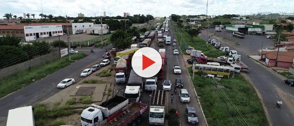10 dias da cronologia da greve dos caminhoneiros