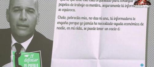 Carlos Lozano envía un comunicado a 'Sálvame' que deja en shock a ... - libertaddigital.com