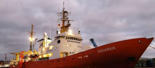 La nave Aquarius non attraccherà in Italia.