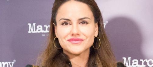 Sálvame: Mónica Hoyos llama 'sinvergüenza' a Belén Esteban después de hablar de su hija