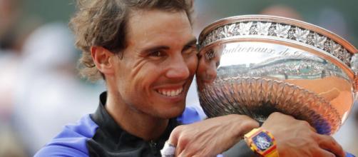 Rafael Nadal : «Roland-Garros, c'est ma maison» - Le Parisien - leparisien.fr
