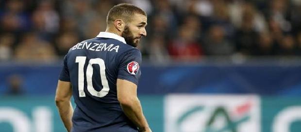 Benzema lleva dos años marginado de la selección francesa. Foto google.com
