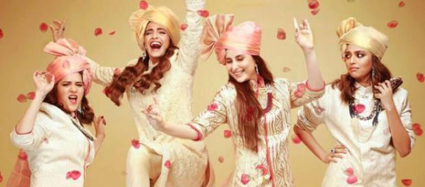 'Veere Di Wedding' is breaking box office records. Photo Credit: www.dnaindia.com