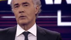 Ascolti tv ieri: bene 'Non è l'Arena' di Massimo Giletti, delude 'Kilimangiaro'