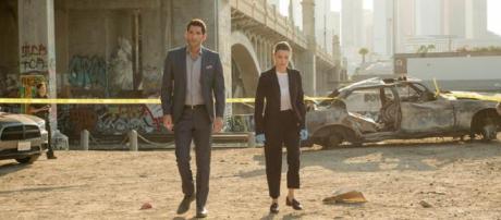 """""""Lucifer"""" season 4 (LuciferonFOX/Facebook Page)"""
