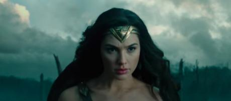 'Wonder Woman 2' will be set during the 1980s based on set photos and other information. - [Image via Warner Bros. Pictures / YouTube screencap]