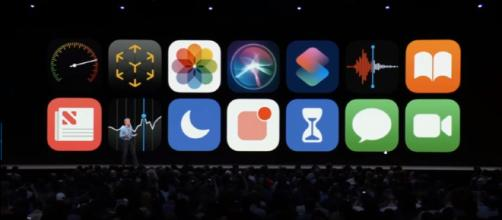 Apple WWDC Event - [Image Credit - sakitech/YouTube]