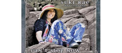 Can't Stop Now de Suki Rae and Company. 2018.