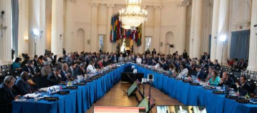 Caso Venezuela, resolución en la OEA 5 de Junio 2018