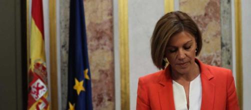 """Cospedal: """"Rajoy no va a dimitir"""" - huffingtonpost.es"""