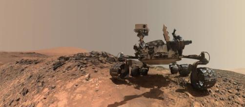 El robot explorador Curiosity revela que Marte fue habitable hace 3500 millones de años
